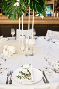 Platzdeko Hochzeit