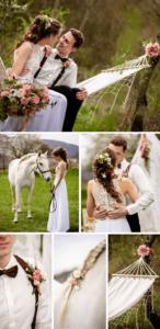 Hochzeitsideen Vintage