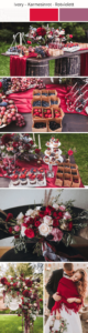 Hochzeitsideen Rot