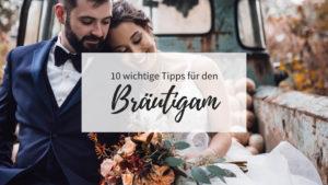 Bräutigam Tipps