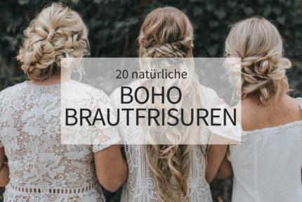 Boho Brautfrisuren