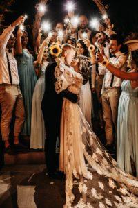 Originelle Gruppenfotos Hochzeit