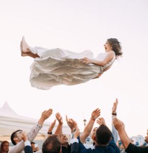 Hochzeitsfoto Ideen originell