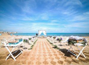 Im Ausland heiraten, Strandhochzeit