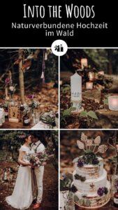 Hochzeit im Wald, Into the Woods