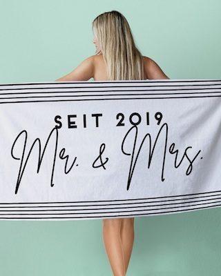 Hochzeitsgeschenke personalisiert