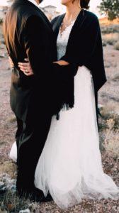 Braut Stola