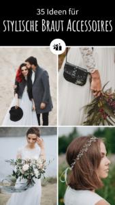 Braut Accessoires Ideen