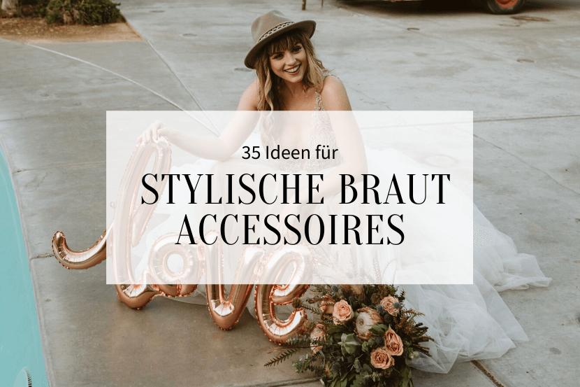Ideen Braut Accessoires
