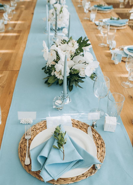 Hochzeit Tischdeko Orchideen