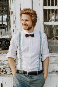 Bräutigam Outfit sommerlich