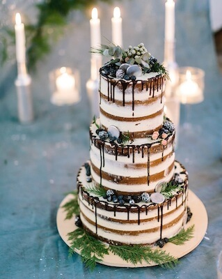 Naked Cake Ideen