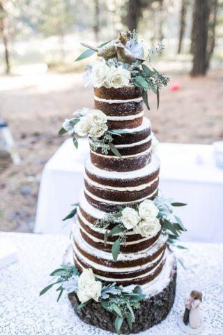 Naked Cake Schoko