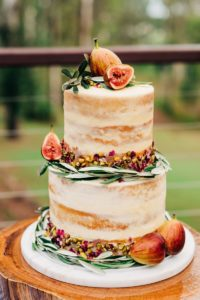 Naked Cake Herbsthochzeit