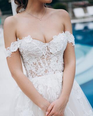 Hochzeit Unterwäsche Braut