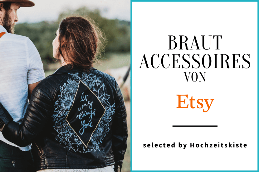 Etsy Brautjacke