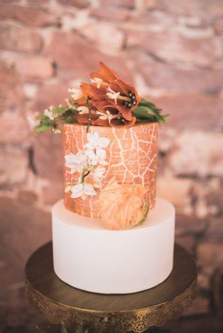 Sommer Hochzeitstorte tropisch, Foto: Ele Gant Photography, Torte: La Vette Pâtisserie