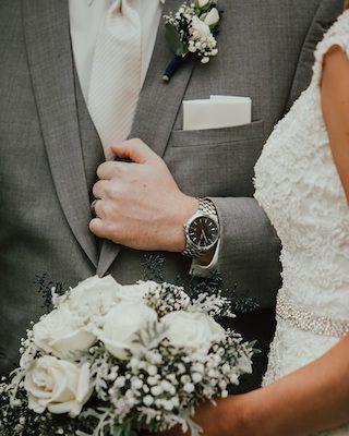 Edle Uhren zur Hochzeit