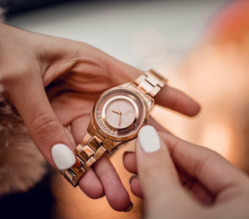 Uhr für die Braut