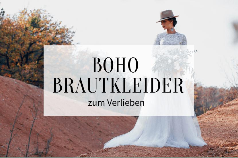 Boho Brautkleider