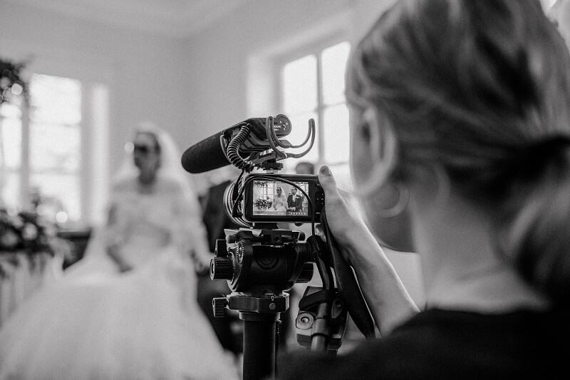 Tipps Hochzeitsvideograf