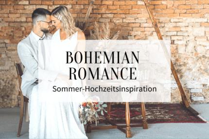 Bohemian Romance Sommerhochzeit