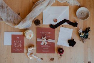 Fine Art Wedding Papeterie