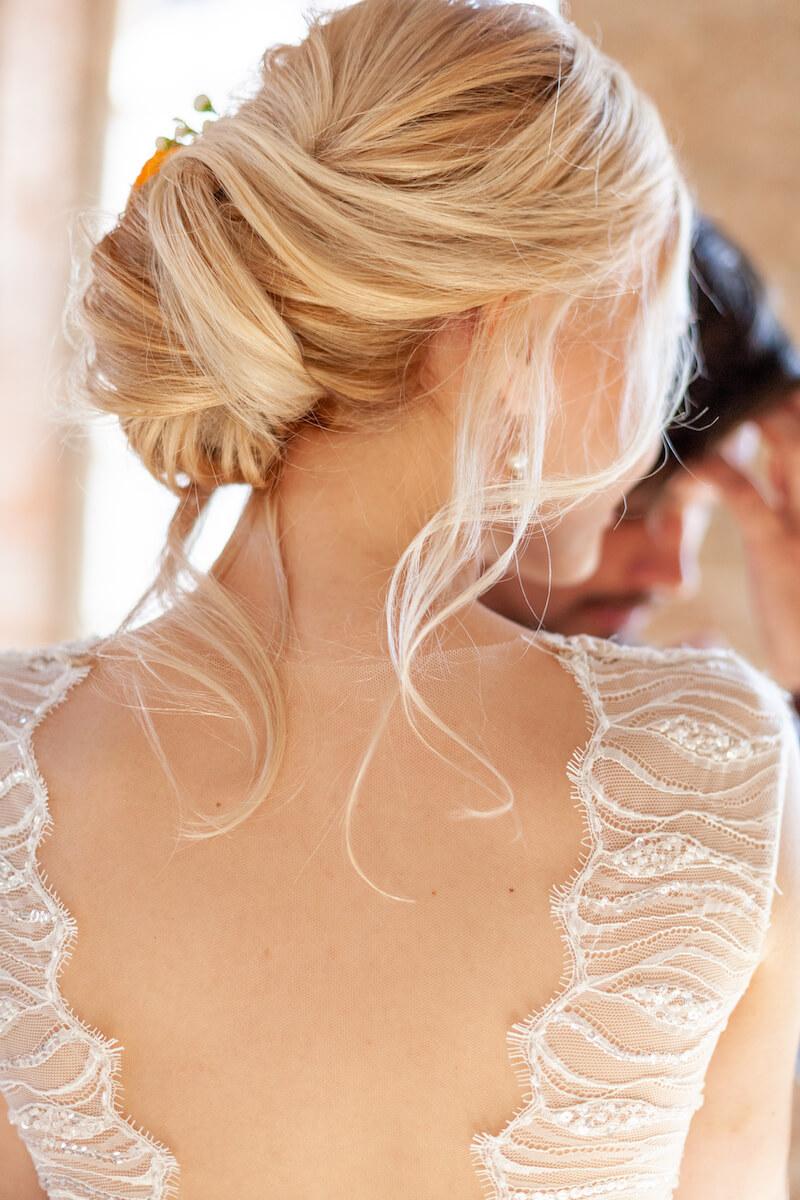 Brautfrisur hochgesteckt – 11 wunderschöne Ideen - Hochzeitskiste