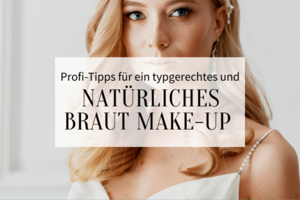 Tipps Braut Make-up