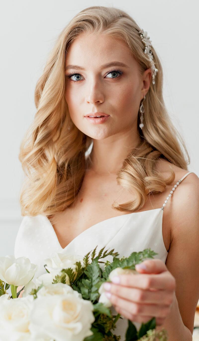 Braut Make-up natürlich