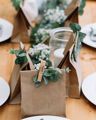 kreative Gastgeschenke Hochzeit