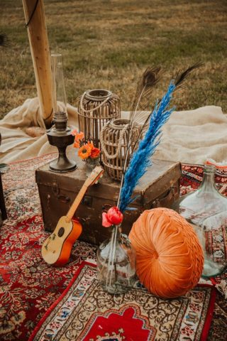 Festival Hochzeitsdeko
