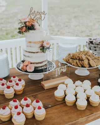 Sweet Table Hochzeit Ideen