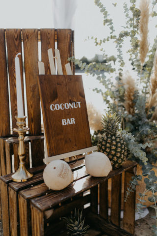 Coconut Bar