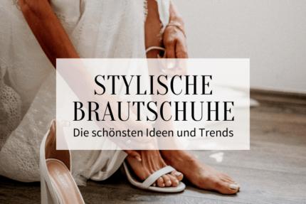 Brautschuhe Ideen und Trends