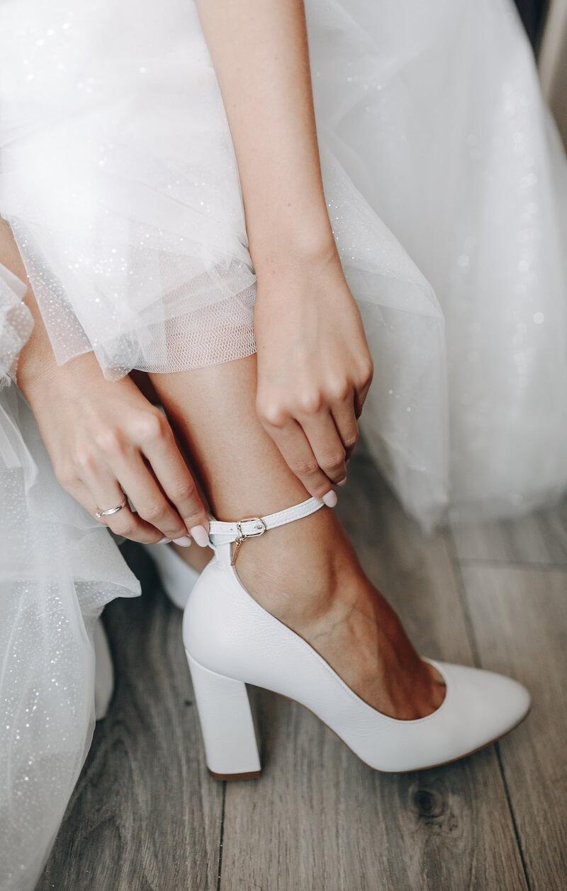 Hochzeitsschuhe Ideen und Trends