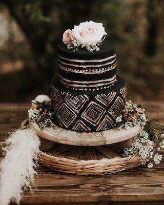 Edgy Hochzeit