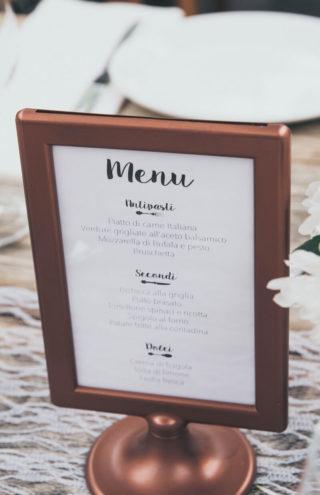 Ideen Menükarten Hochzeit