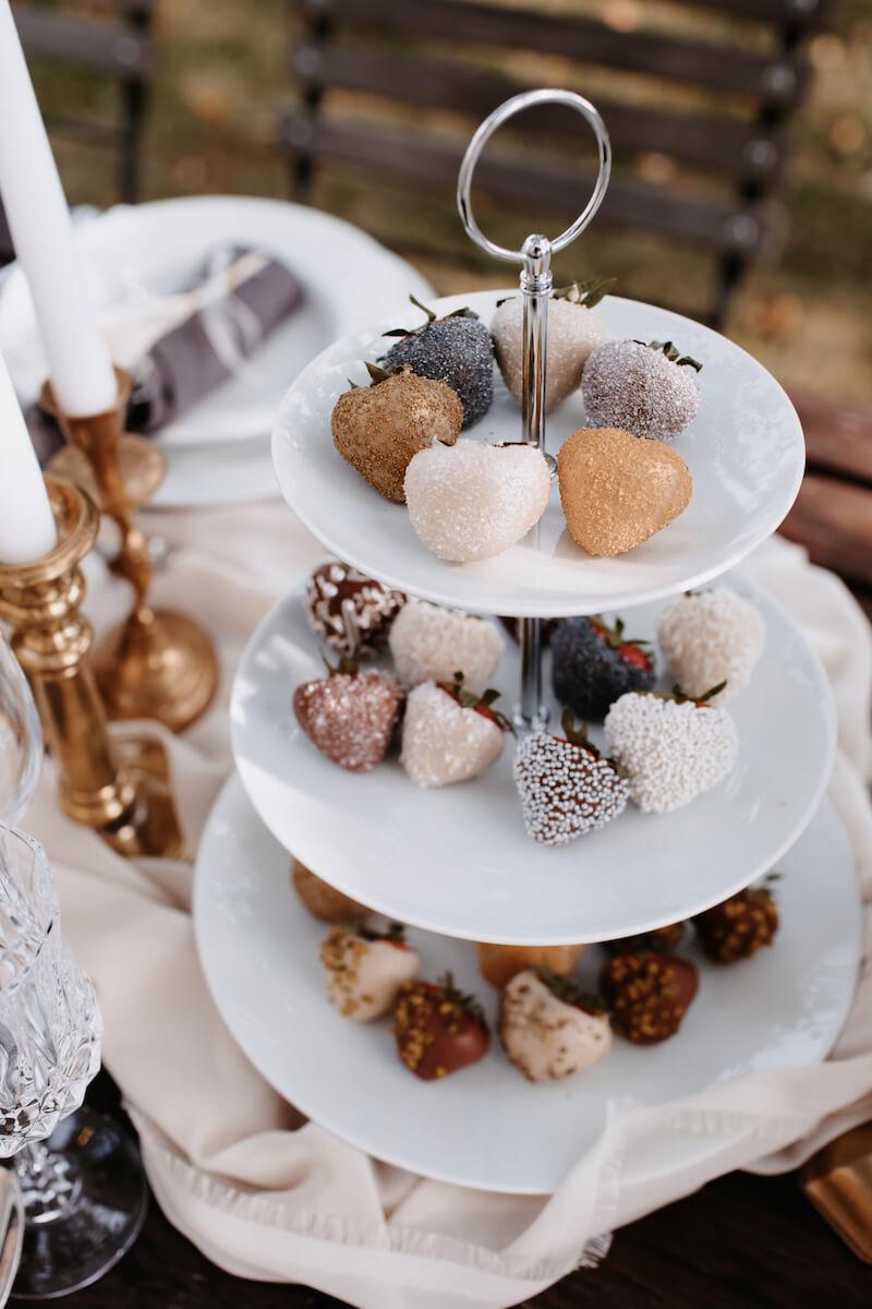 Hochzeit Sweet Table Ideen