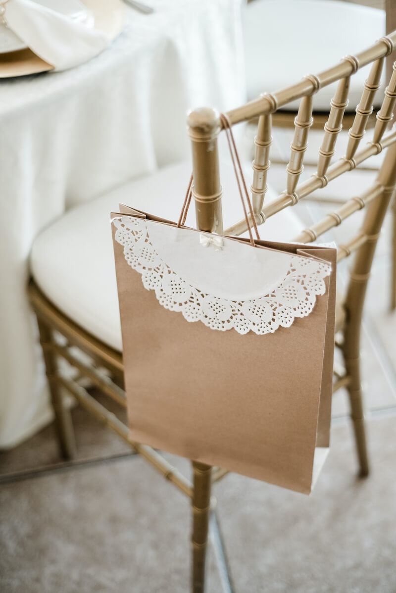 DIY Gastgeschenk Goodie Bag