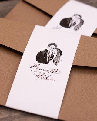 Hochzeitslogo Ideen