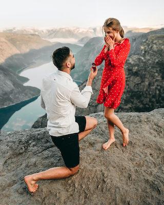Ideen Heiratsantrag