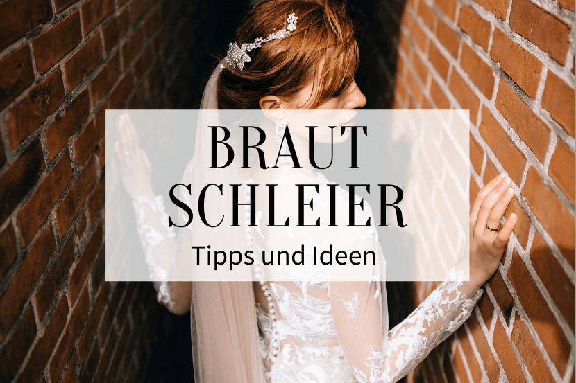 Ideen Brautschleier