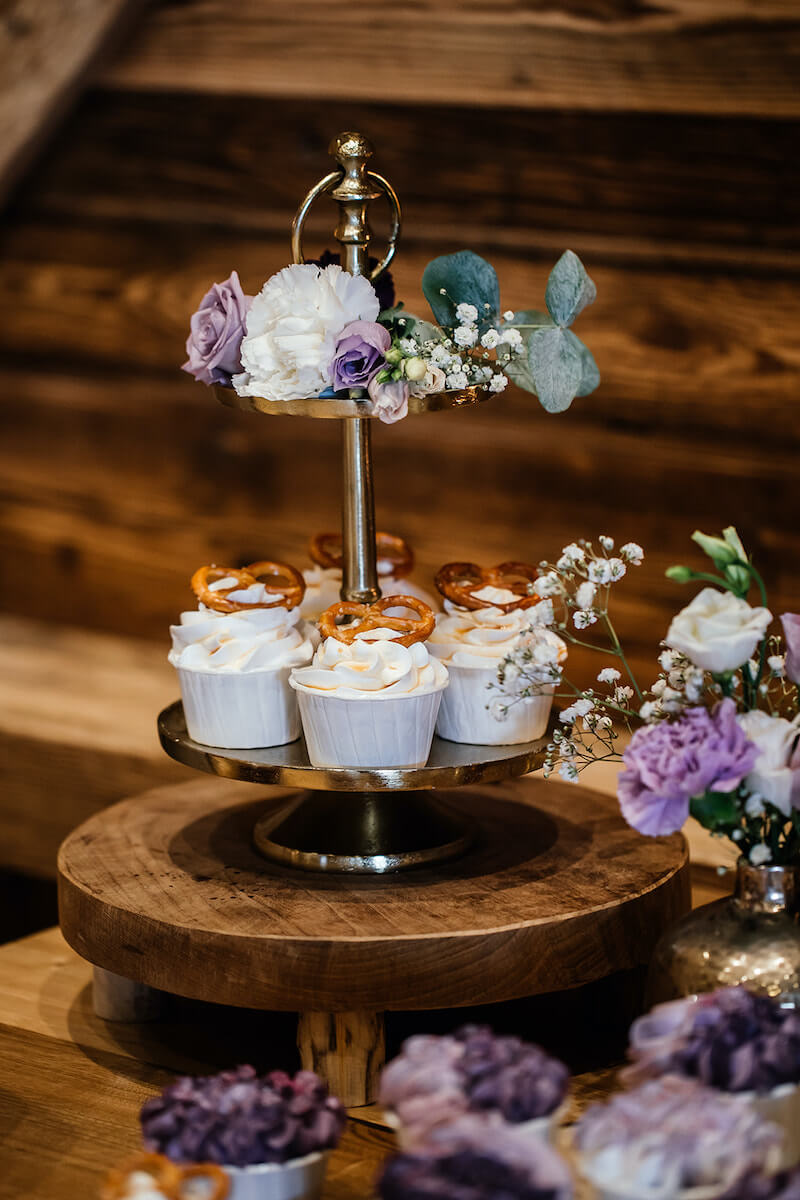 Sweet Table süß und salzig