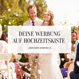 Deine Werbung auf Hochzeitskiste