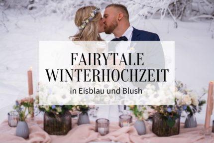 Fairytale Winterhochzeit