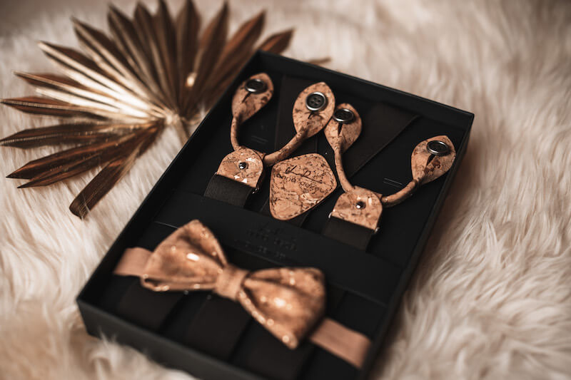 Bräutigam Herren Accessoires Elegant Rustic Wedding