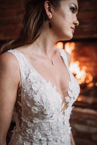 Braut Elegant Rustic Wedding