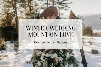 Hochzeit in den Bergen: Titelbild