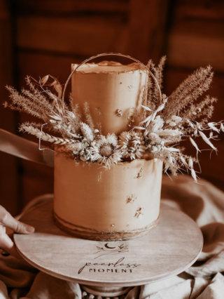 Wedding in a Barn - Hochzeitstorte